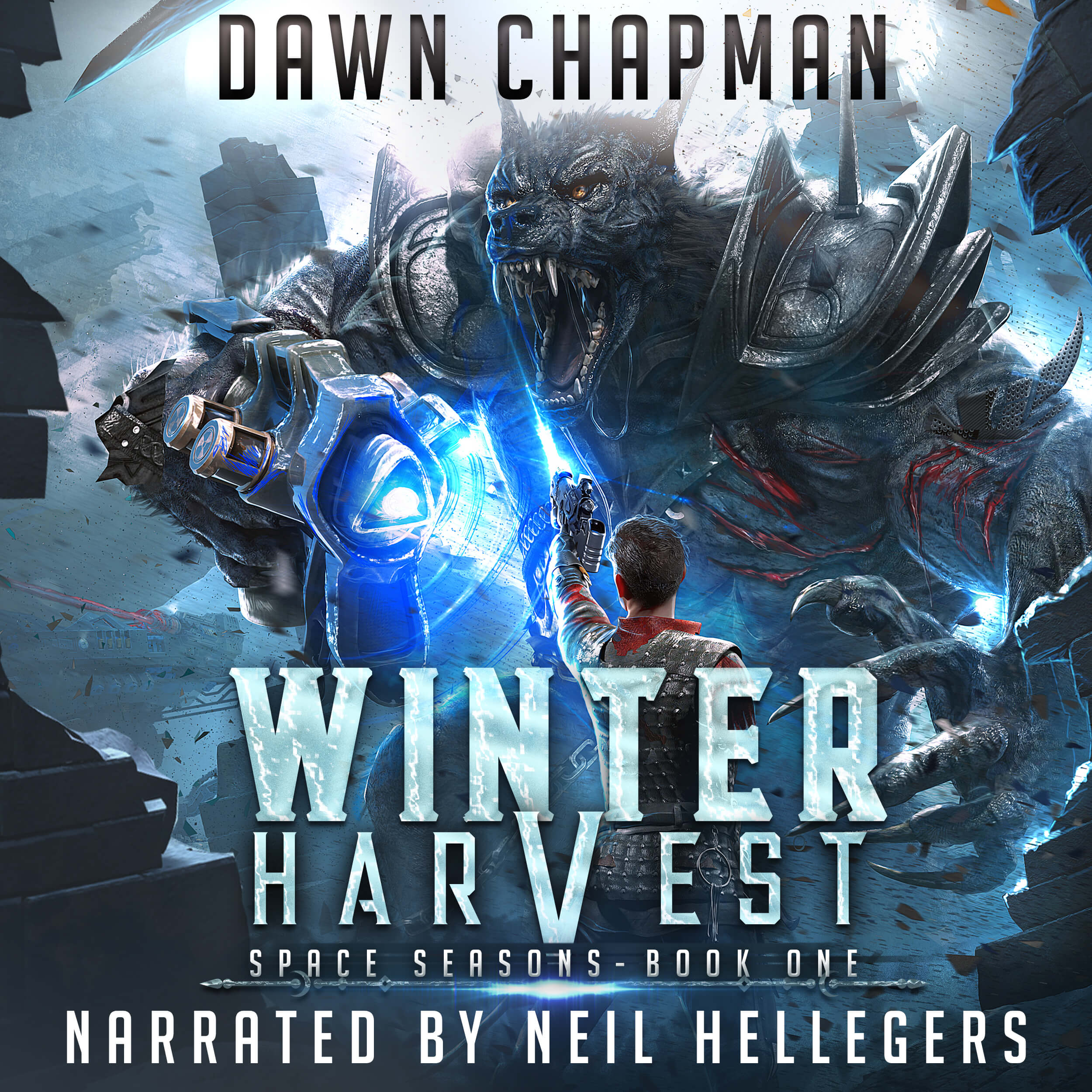 1 Winter Harvest Audiobook cover