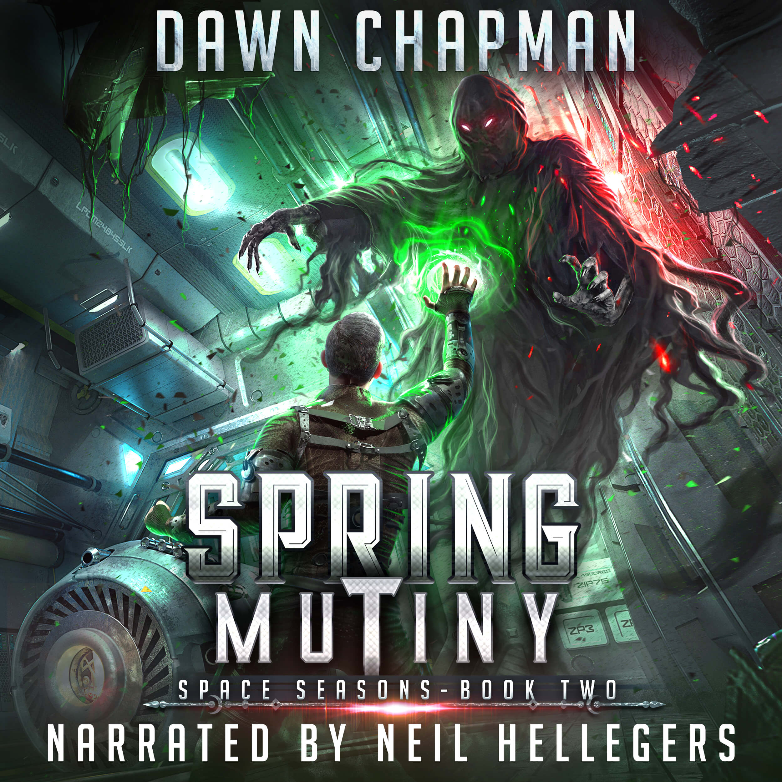 2 Spring Mutiny Audiobook cover