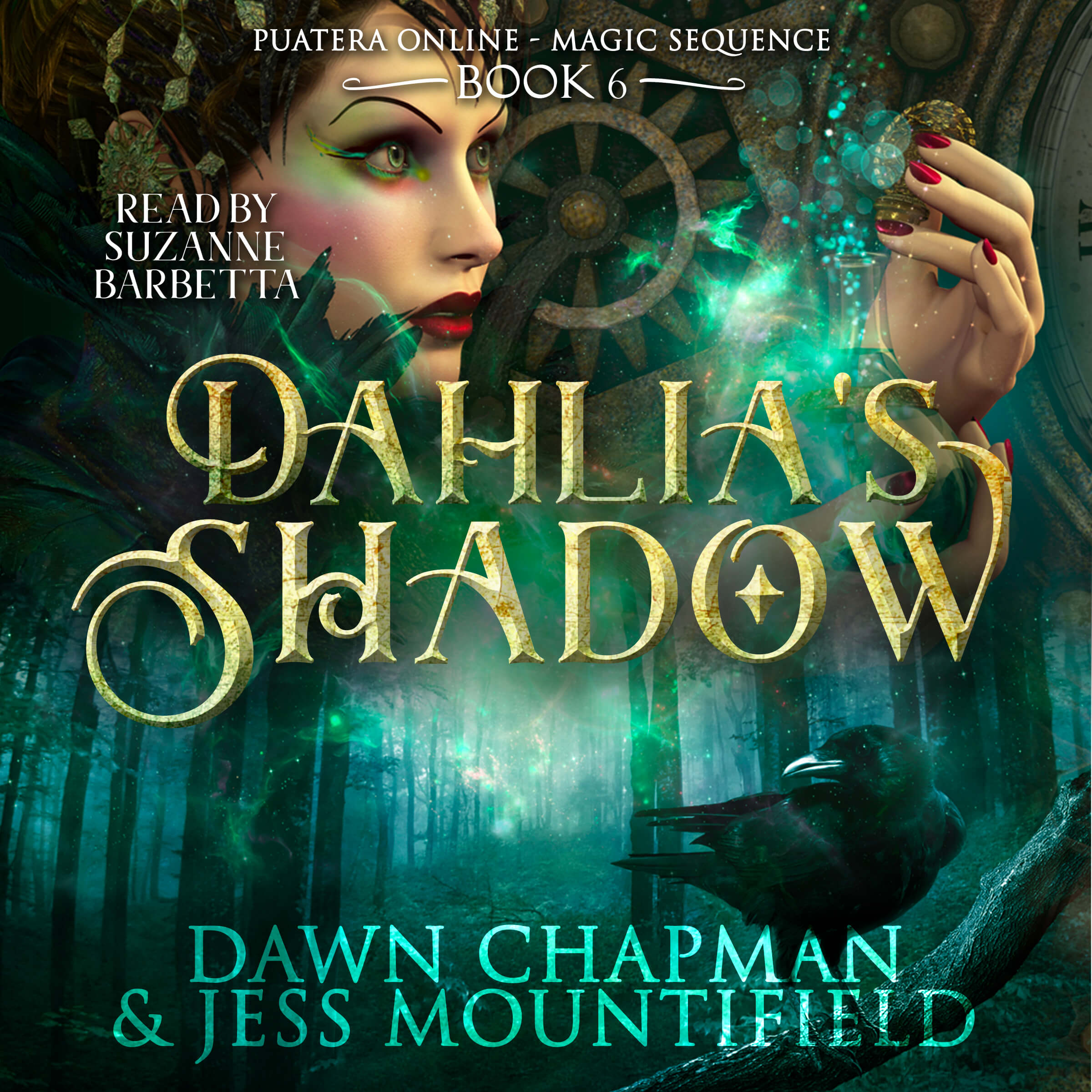 Dahlia's Shadow Audiobook Final