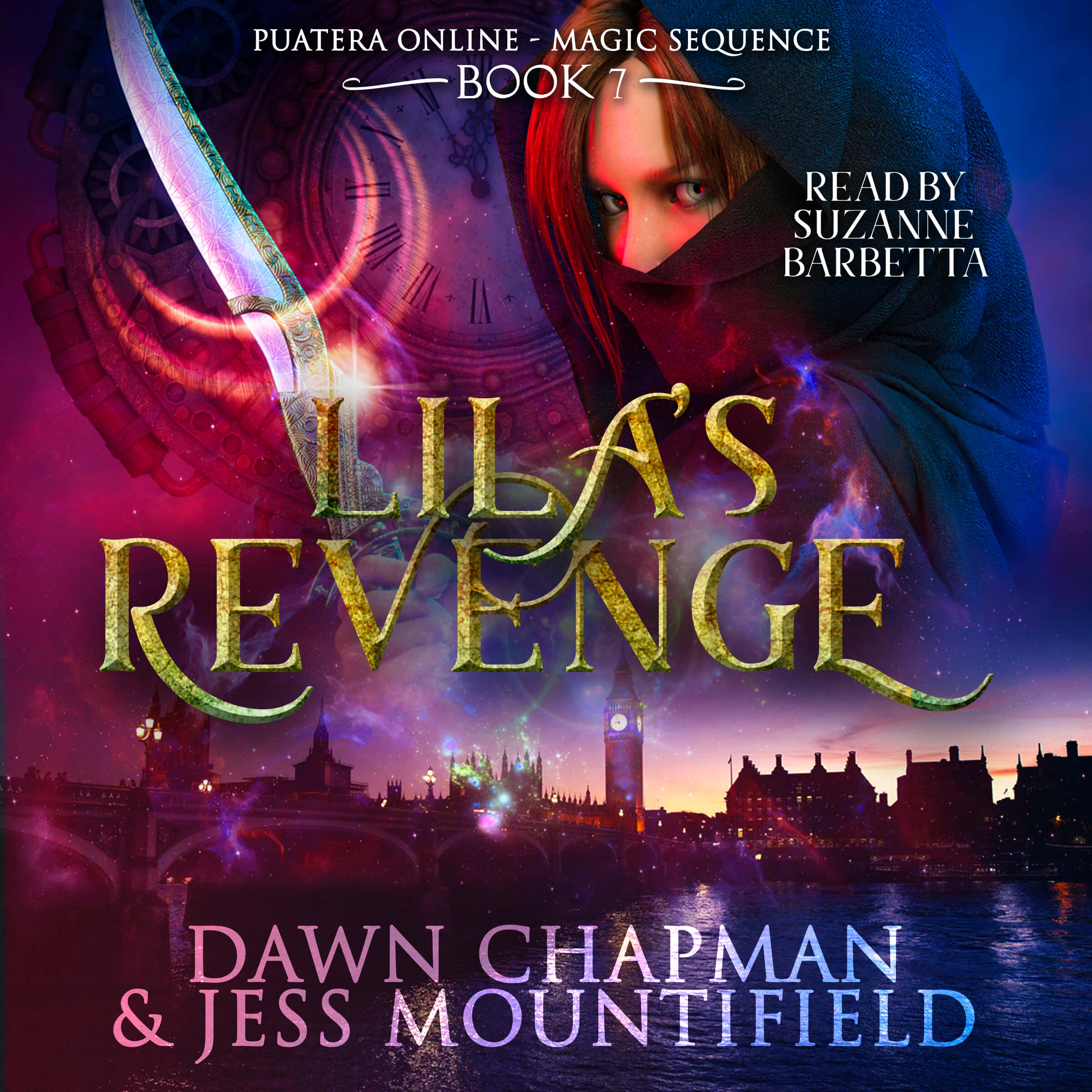 Lila's Revenge Audiobook Final